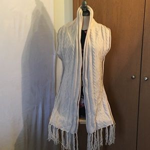 Irelands Eye Wool Cashmere Sweater Scarf